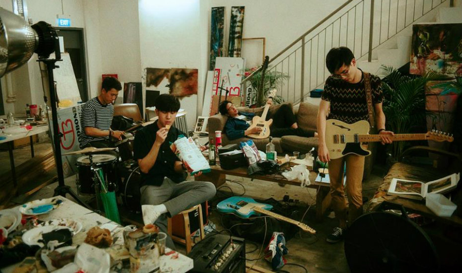 The Singapore Sound #7: Singapore's hottest indie-rock band Take Two re-emerges as M1LDL1FE