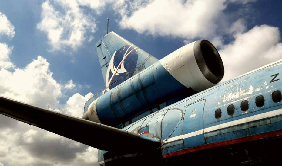 Parties and clubbing in Bali: The city's most underground hotspot is in an abandoned plane
