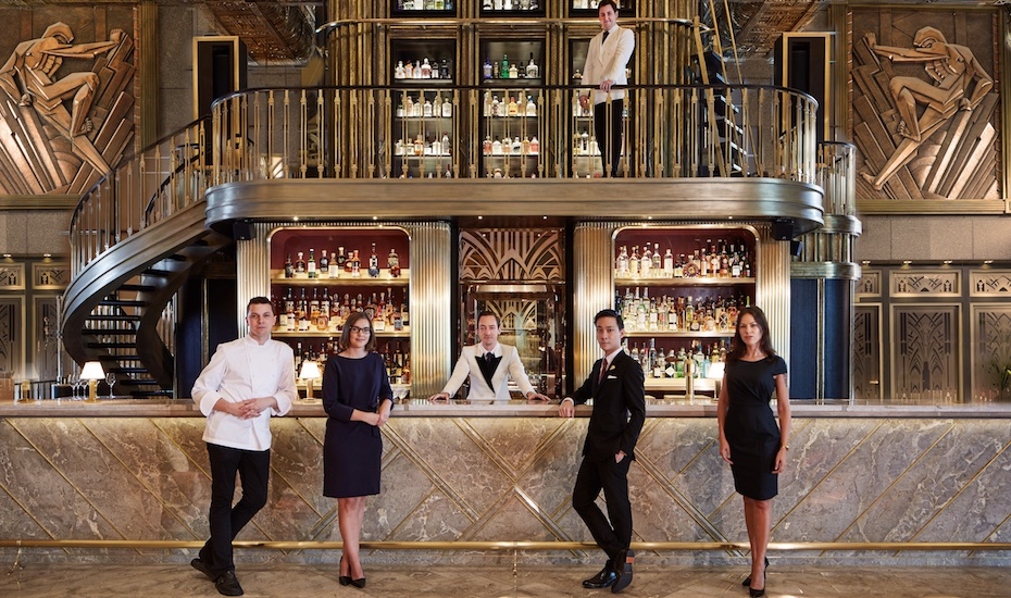 Asia's 50 Best Bars 2017: 13 Singapore cocktail bars and speakeasies that made the list