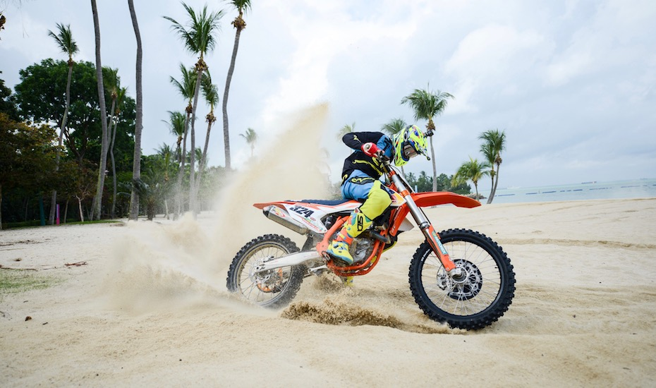 Singapore MX Beach Race 2017: Motocross bikes to compete in largest race at Sentosa this August
