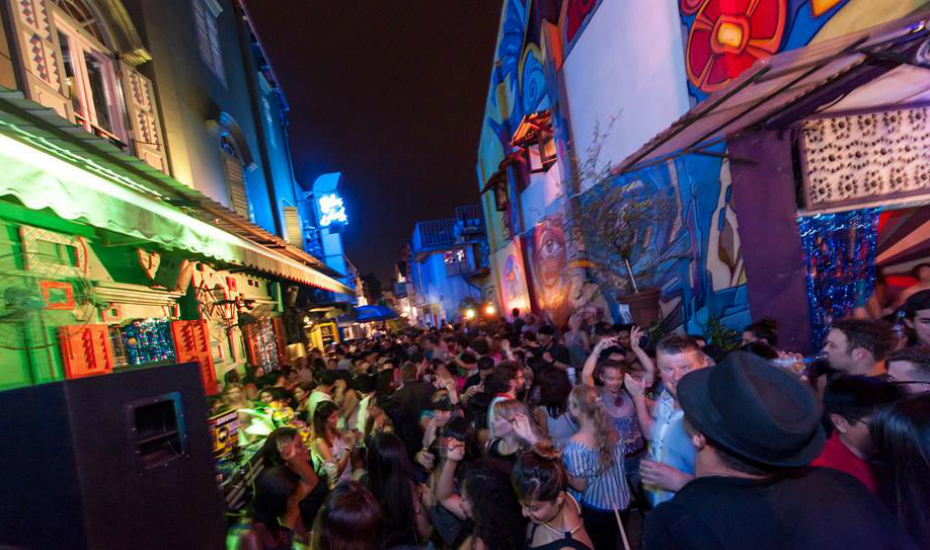 Best parties in Singapore this July: Blu Jaz Café turns 13 with a globetrotting street fiesta