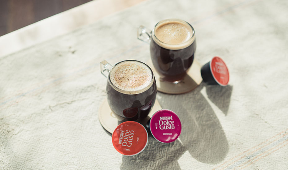 Where to buy coffee in Singapore: NESCAFÉ Dolce Gusto's unique coffee capsules are winning us over