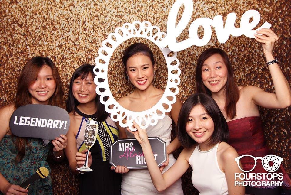 Photobooths in Singapore: Where to rent instant photography printing