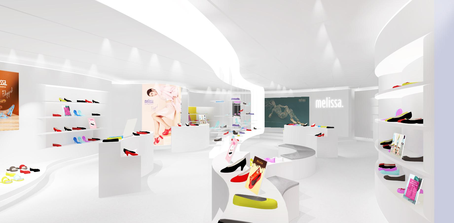 biggest flagship store at Raffles City
