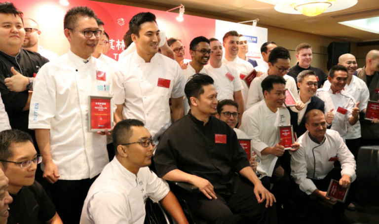 Michelin star restaurants in Singapore, 2017: Which restaurants made the Michelin Guide this year?
