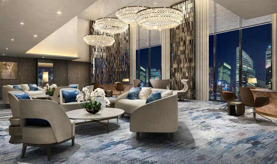 Luxury serviced apartments in Singapore: Oakwood Premier OUE Singapore opens its doors in the CBD