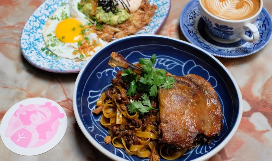 Xiao Ya Tou serves a quirky modern Asian brunch at Duxton Hill
