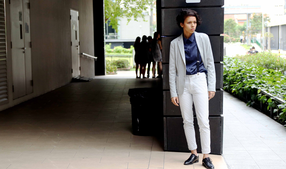 Fash Forward: Here are our favourite Singapore street style looks in the artsy 'hood of Bugis