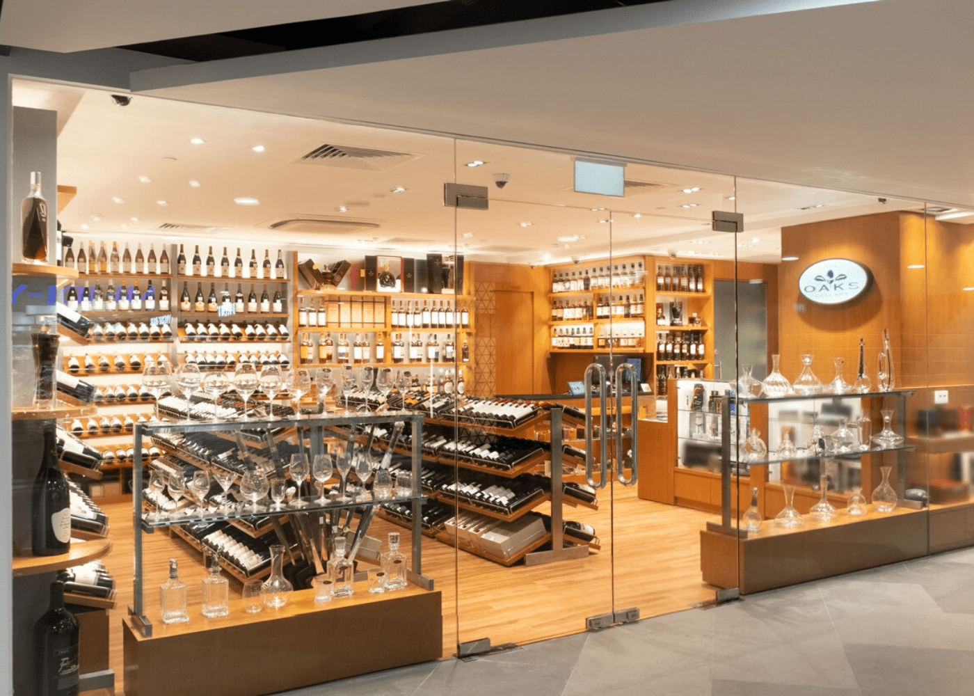 The Oaks Cellars | Liquor stores in Singapore