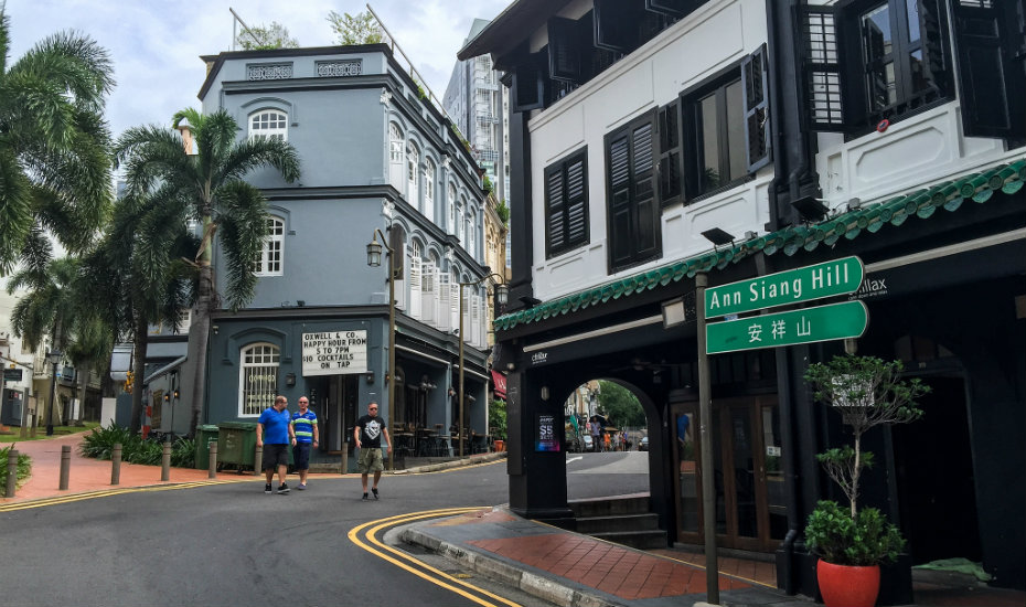 Crazy Rich Asians starts filming in Singapore: Where to catch your favourite local and Hollywood stars in action