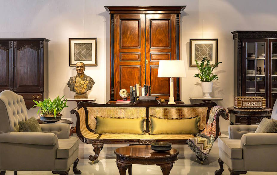 Antiques in Singapore: The Past Perfect Collection