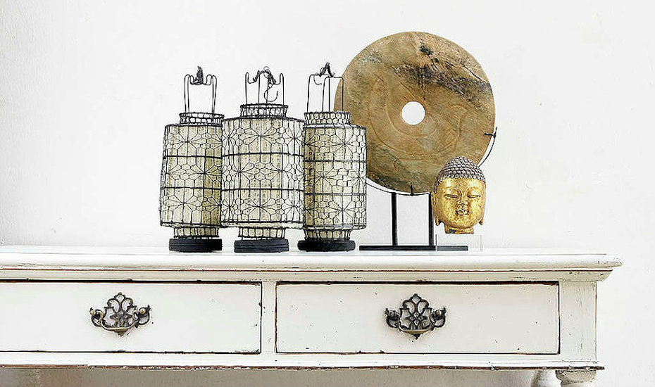 In with the old: Tell a story with antiques and vintage furniture