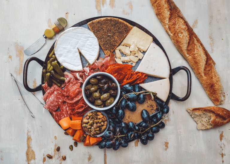 Shop grate gourmet cheeses from around the world at these grocery stores
