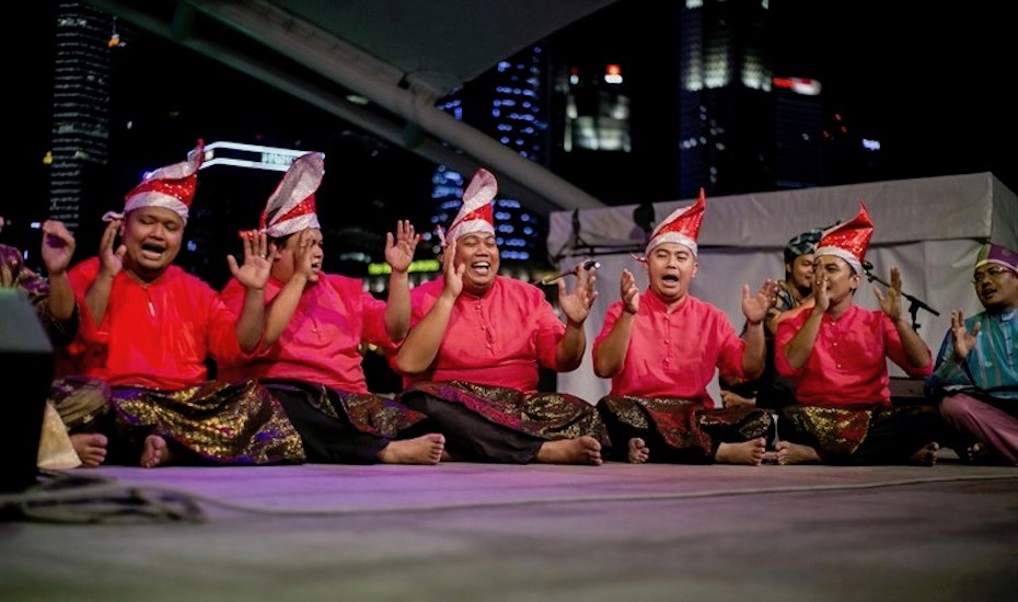 Pesta Raya in Singapore: This Malay festival of arts at The Esplanade in July will inspire you