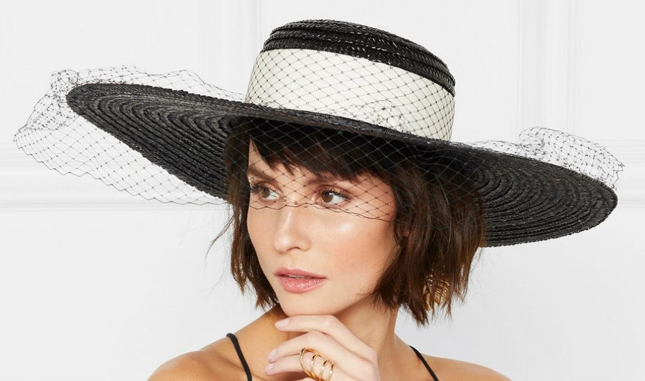 Shop for stylish hats for beach vacays to weddings