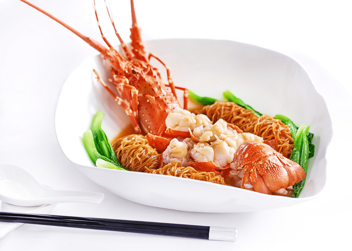min jiang | lobster dishes in singapore