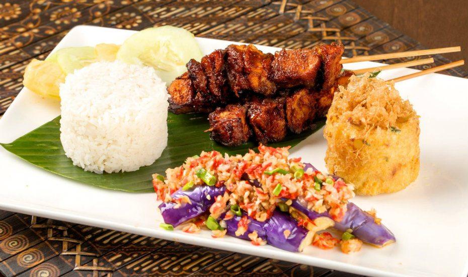 Best nasi padang in Singapore