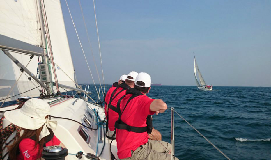 Sailing in Singapore: Where to go sailing, boating, yachting