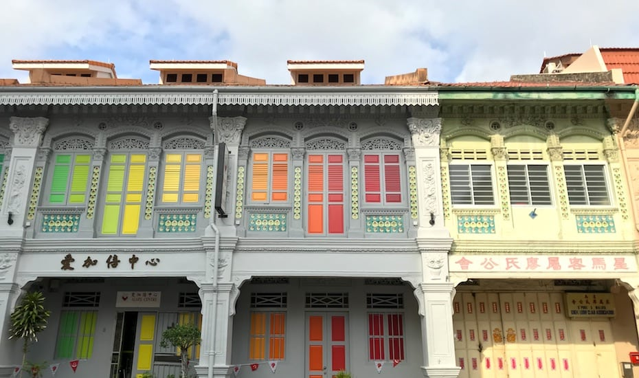 What's up Geylang? Dim sum to durians, cafe-hopping and shophouse hunting…