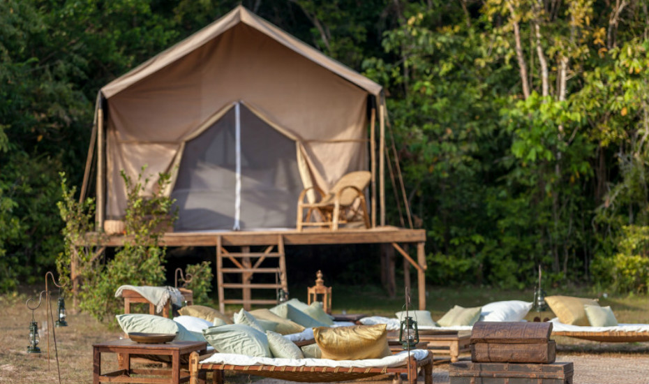 Heritage Suites Hotel Luxury Camp, Siem Reap, Cambodia