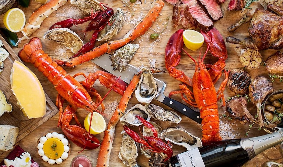 Seafood buffets in Singapore: Best restaurants for free-flow lobster, oyster, chilli crab, prawns, sushi, and more