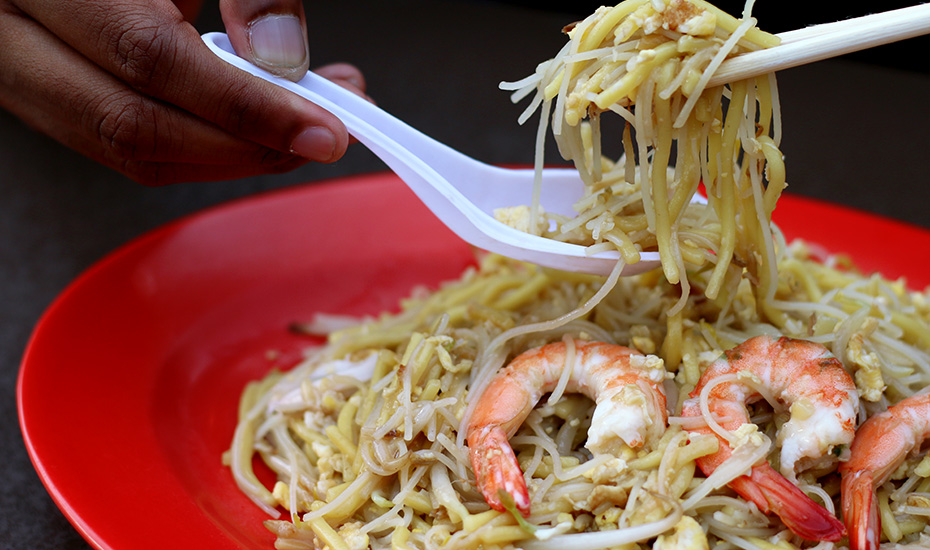 Hawker food in Singapore: Singapore's Street Eats at Resorts World Sentosa unites Southeast Asia's best hawkers