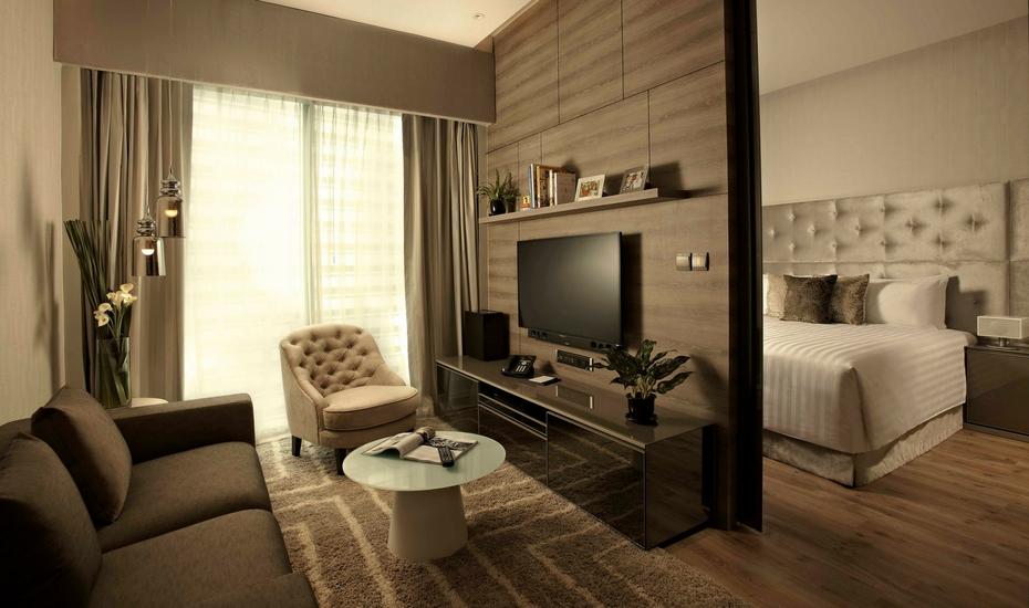Luxury serviced apartments in Singapore: Here's why you will never want to leave Pan Pacific Serviced Suites at Beach Road and Orchard