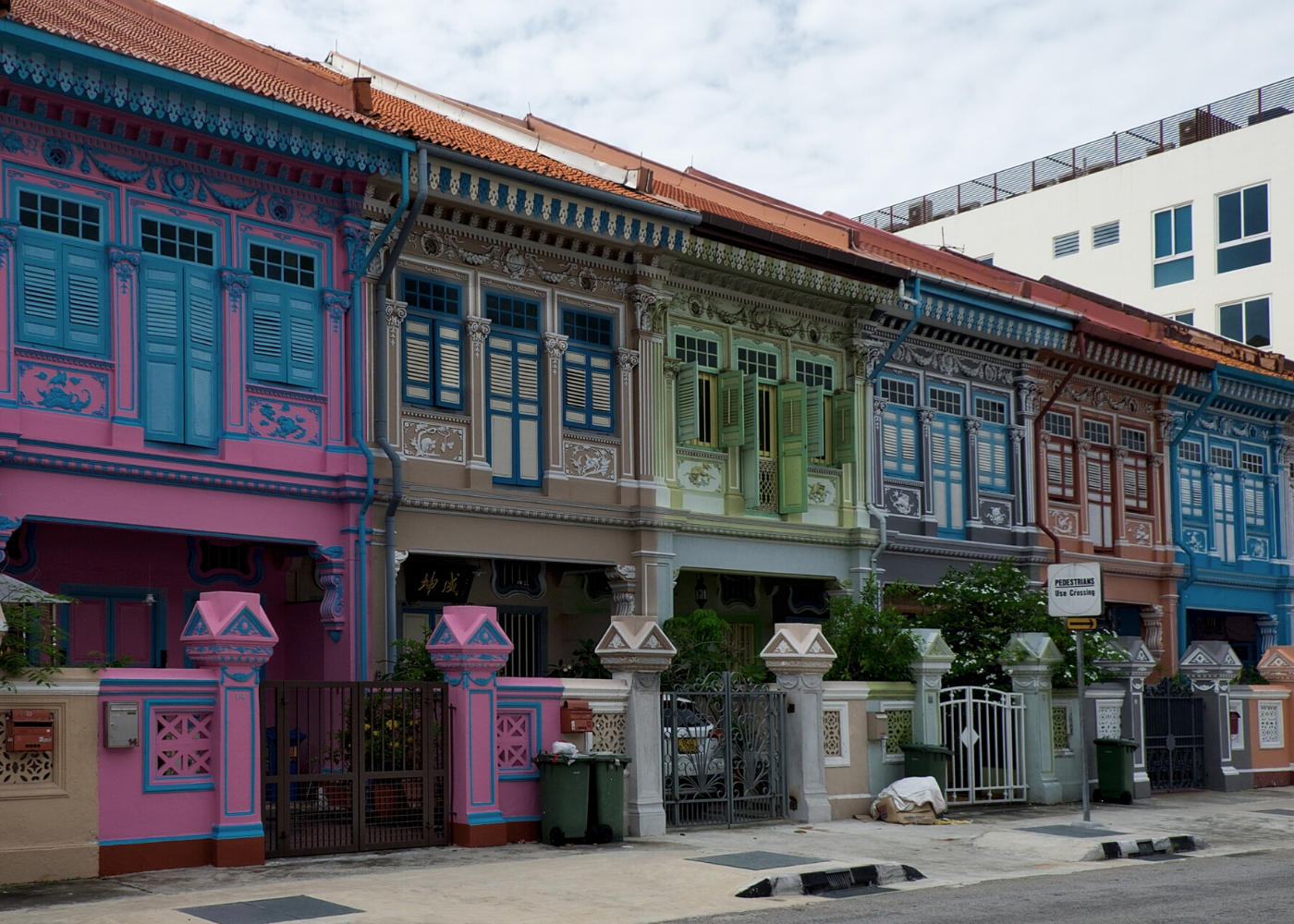 Shophouses | Joo chiat guide Honeycombers