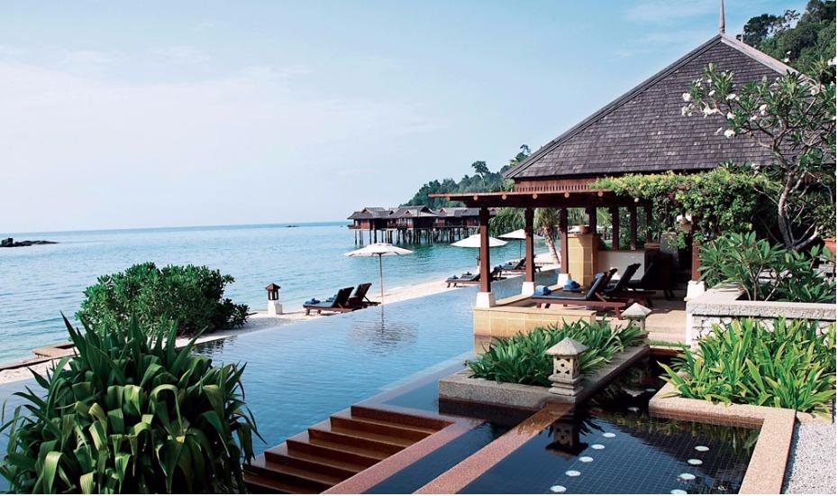 Pangkor Laut Resort in Perak