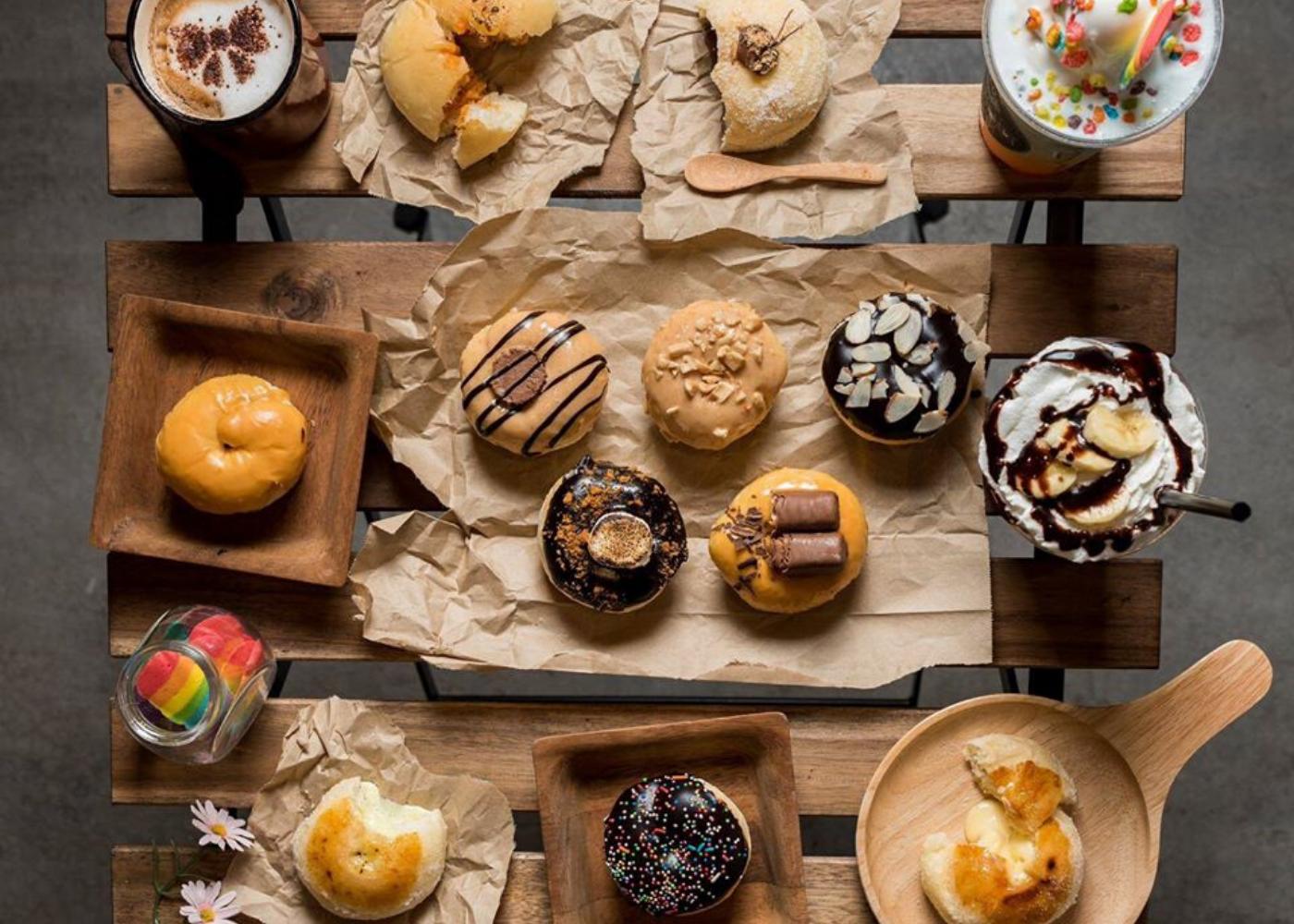 doughnut shack   donuts in singapore