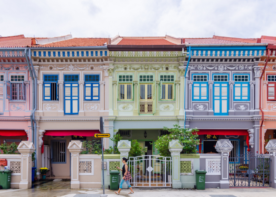 Joo Chiat shophouses | things to do in singapore