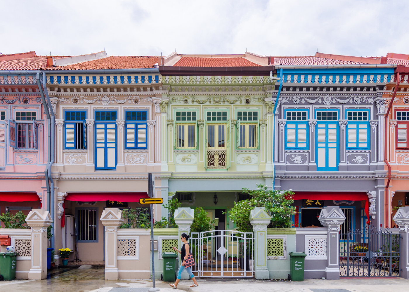 Joo Chiat shophouses | The ultimate 48-hour guide to Singapore