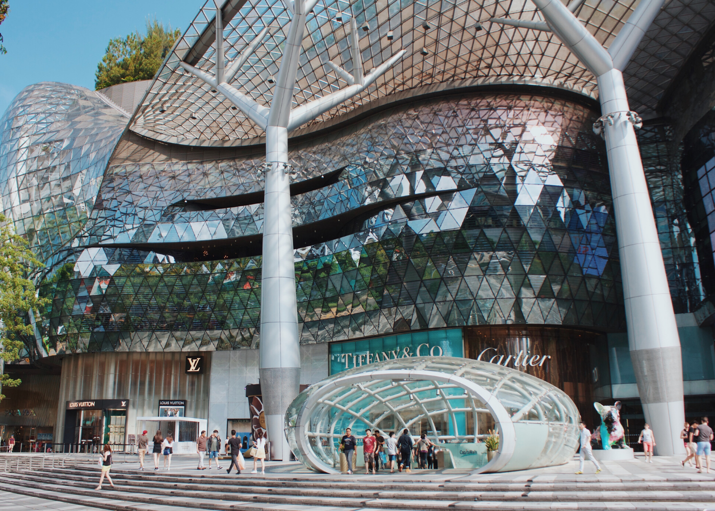 ion orchard exterior