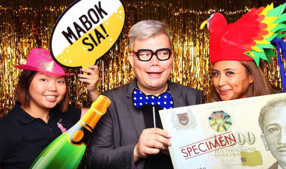 Photobooth rentals in Singapore: Snap away with these instant