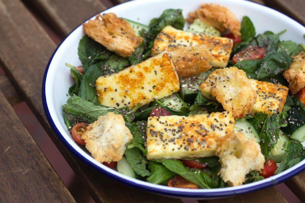 Sarnies salad bowl