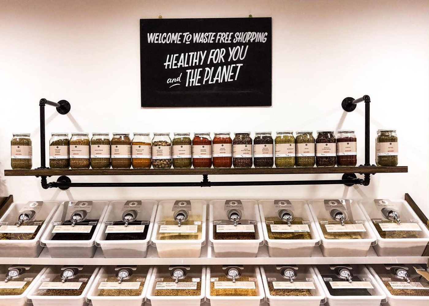 Where to buy organic goodies, fresh greens and superfoods in Singapore: The Source Bulk Foods