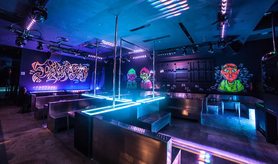 36 is a Korean themed club in Singapore