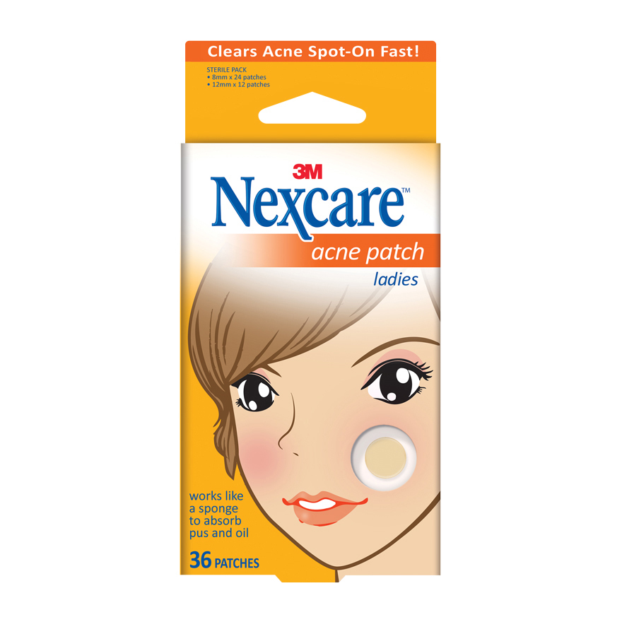 Nexcare AcnePatch | Best acne treatments and solutions to target blemishes, pimples and spots