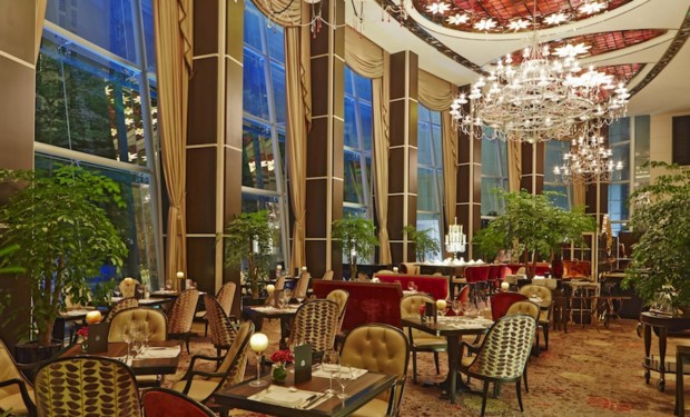 Five star hotels in Singapore