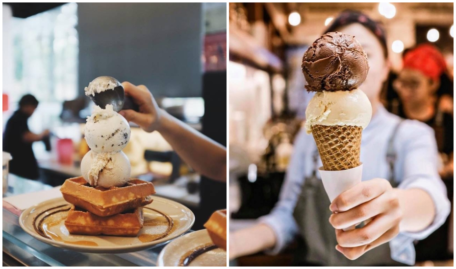 Ice cream parlours in Singapore | Creamier Singapore