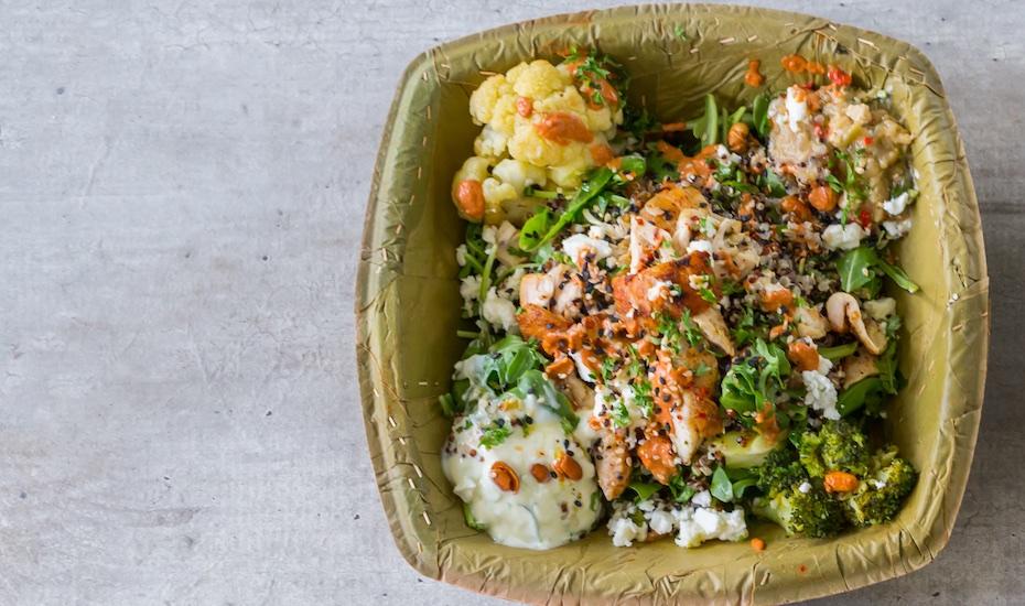 Mediterranean Diet Food Delivery Service
