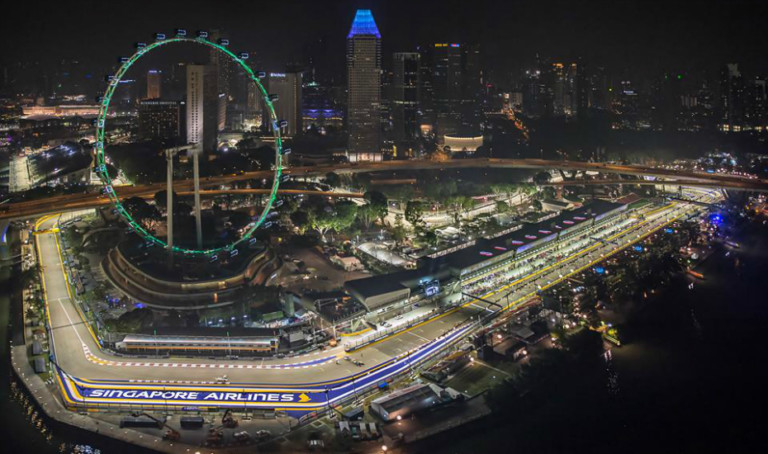 F1 Singapore 2017: Here's everything you need to know about the famous night race