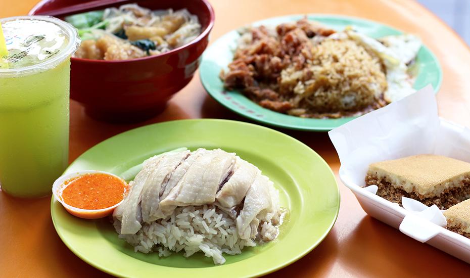 Cheap Food Near Marina Bay