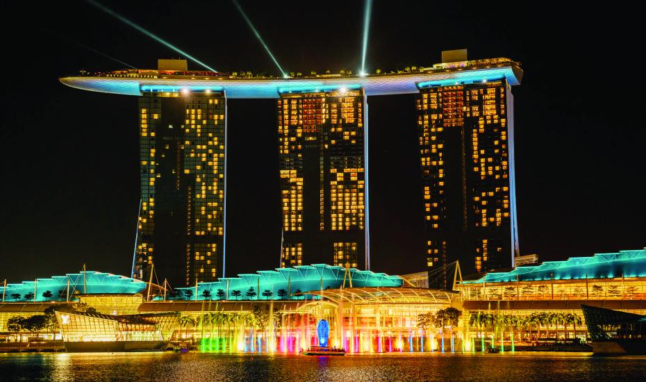 Hotels Near Marina Bay Sands