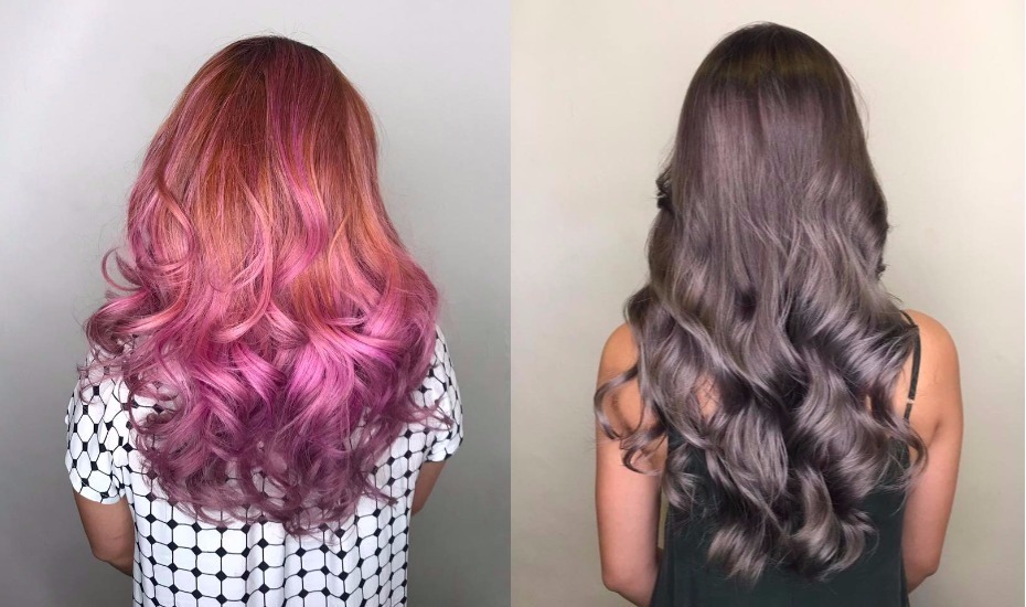 Best salons in Singapore for hair dye, colouring, highlights ...