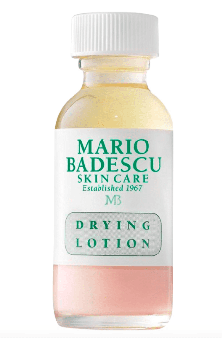 Mario Badescu Drying Lotion | Best acne treatments and solutions to target blemishes, pimples and spots