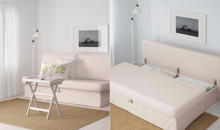 Slouching and snoozing: 5 stylish sofa beds you can get from ...