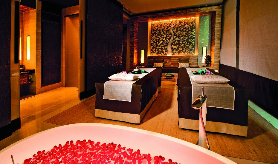 Banyan Tree Spa at Marina Bay Sands | best spas in Singapore