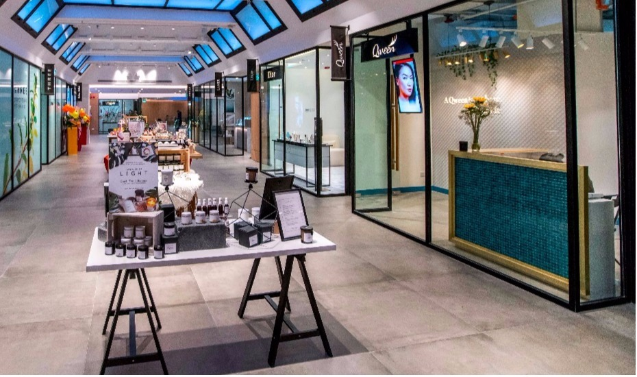 Tangs Plaza Singapore now offers facials, manicures, hair treatments and more beauty services