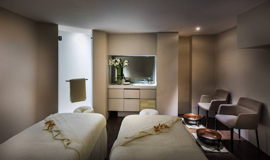 The Fullerton Spa | best spas in Singapore